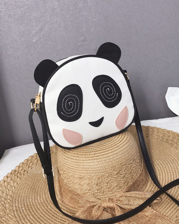 Flirtyfull Panda Novelty Crossbody Bag
