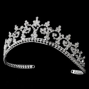 Crystal Crown Tiara, Wedding Headpiece, Bridal headpieces