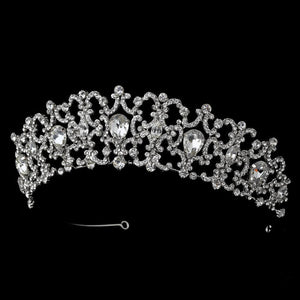 Antique Silver, Headpiece, Wedding Headpiece, Bridal headpieces, wedding hair piece
