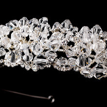 wedding headband, Bridal headband, Wedding Tiara, Bridal tiara, Crystal tiara, Crystal headband, wedding headpiece,bridal headpieces
