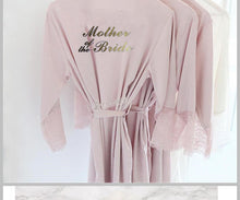 pink bridal robe,mother of the bride robe,white bridal robe,bridal robe,bridal party robes,wedding robes,wedding robe,silk robe,satin robe,lace robe, bridesmaid robe,bridesmaid robes