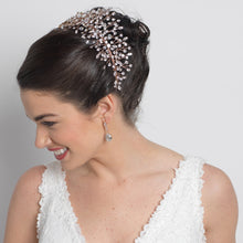 Stunning Hardwired Crystal Wedding Tiara