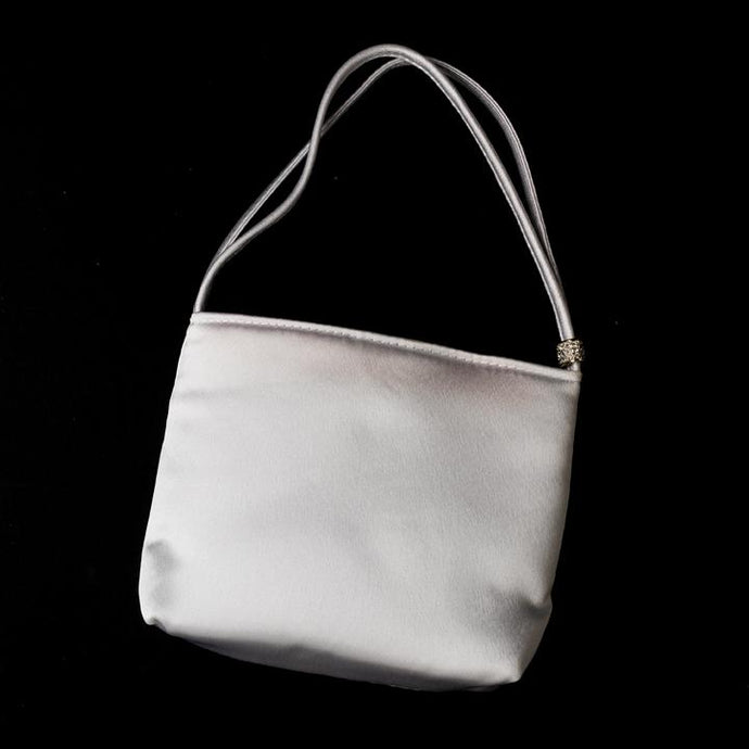 Bridal Purse Satin - La Bella Bridal Accessories