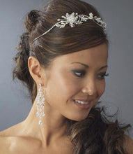 Dazzling Vintage style crystal wedding headband - La Bella Bridal Accessories