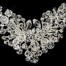 Gorgeous Swarovski Crystal Wedding Tiara Headpiece - La Bella Bridal Accessories