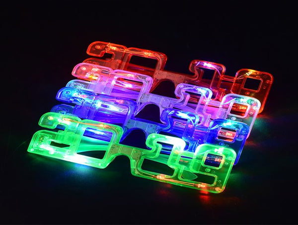 2019 Led Light Glasses