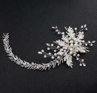 Hair Accessories - Handmade Rhinestones headband