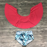 Hot Summer Swim Wear Set Beach Wear Summer look