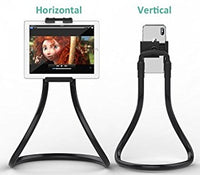 Lazy Neck Waist Table Phone Holder