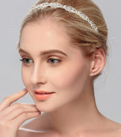 Hair Accessories - Bling Bling Rhinestone Hairband
