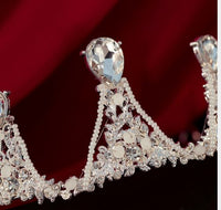 Hair Accessories - Bride Wedding Tiaras