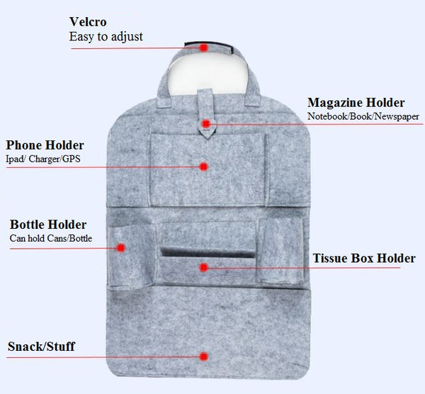Storage Bag Organizer Holder