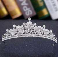 Wedding Hair Accessories - Rhinestone Bride Tiara
