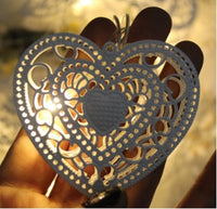 Wedding Deco- Heart Shape Romantic Led String Light Decoration