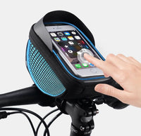 Touchscreen Cycle Phone Bag Bicycle Storage Bag
