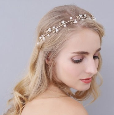Wedding Hair Accessories - Bridal Elegant Headband
