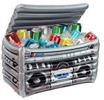 Room Box Radio Inflatable Ice Bucket Cooler