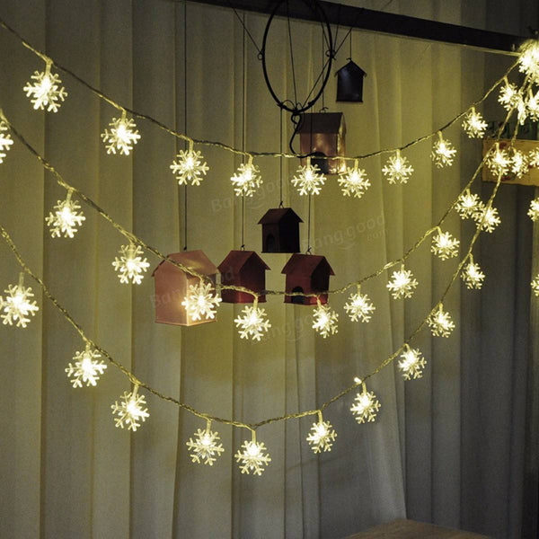 Wedding Deco - Led Star String Lights Decoration