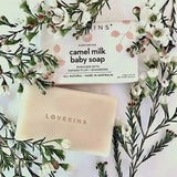 Lovekins Camel Milk Baby Soap