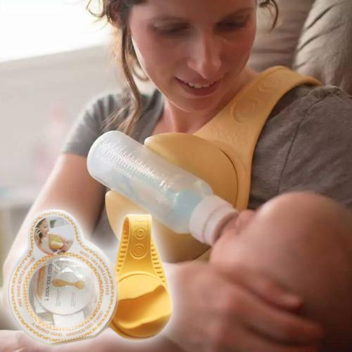Free Hand Baby Bottle Holder