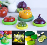 Food Fruit Reusable Keeper Saver Huggers