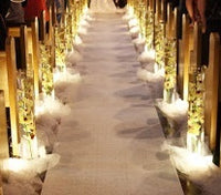 Deco - Wedding Parties Aisle Lights Runner