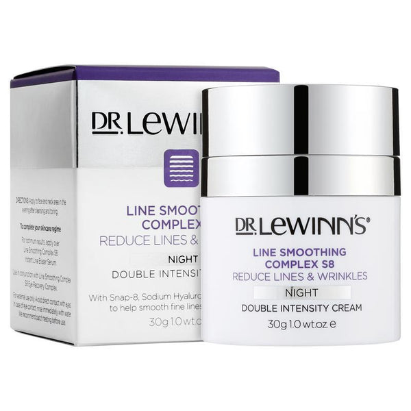 Dr.Lewinn's Line Smoothing Complex Double Intensity Night Cream 30g