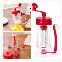 Dispenser Mixer Blender