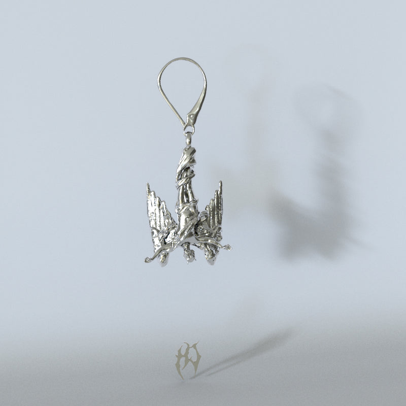 FALLEN ANGEL EARRING (DANGLE)