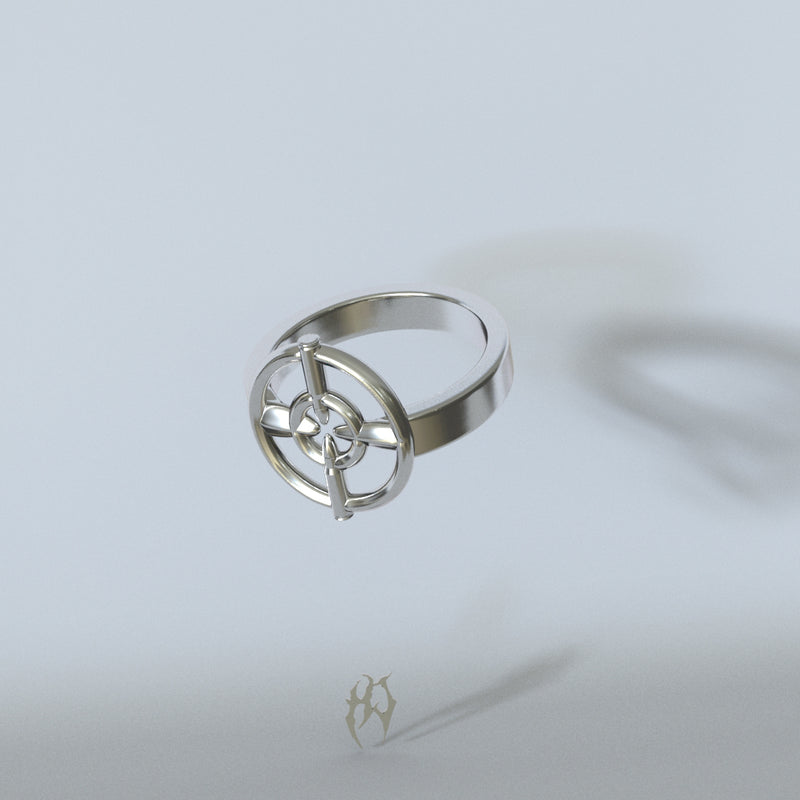 CROSSHAIR RING