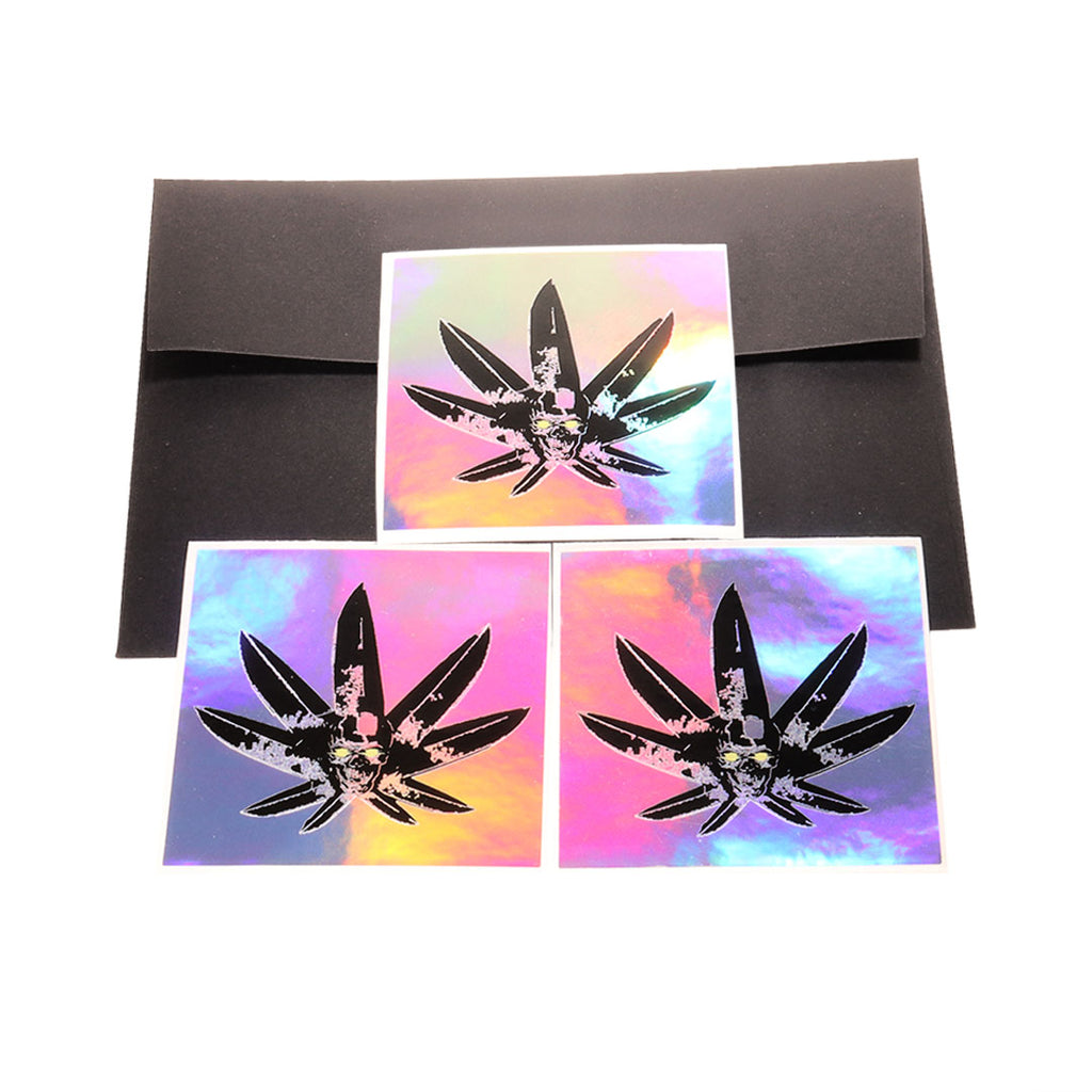 3 PACK OF 4/20 STICKERS