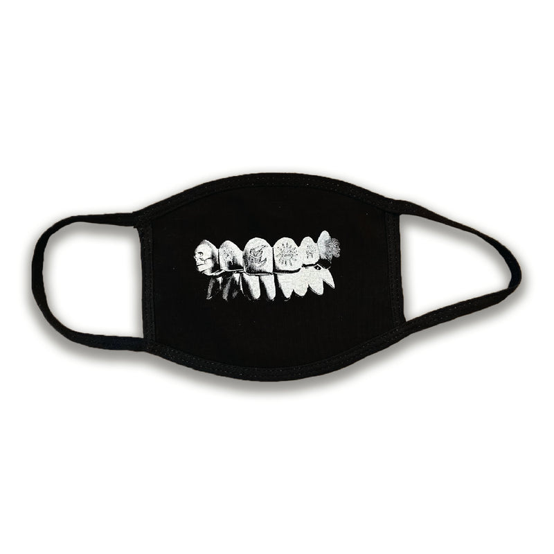 HJ GRILLZ CLOTH FACEMASK (FEMA Approved)