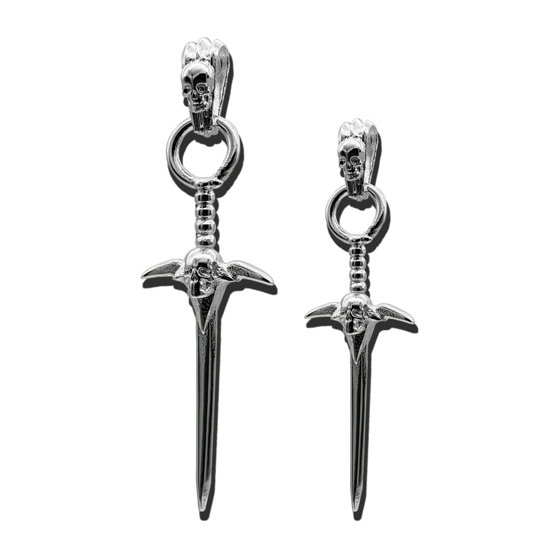 HJ SWORD PENDANT (two sizes)