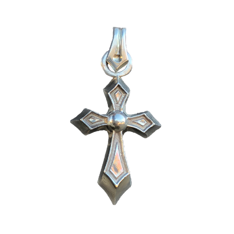 HJ SAINT'S CROSS PENDANT