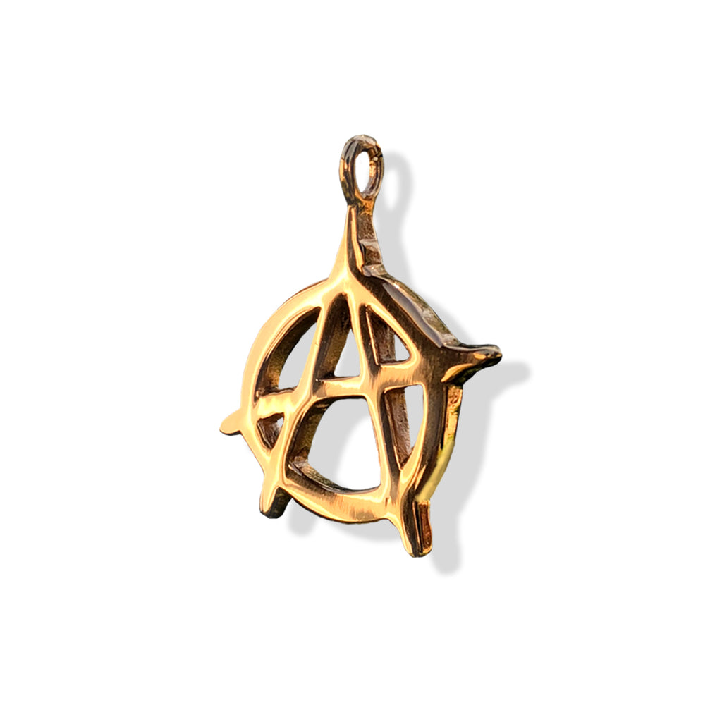 18k GOLD ANARCHY CHAIN