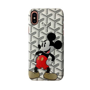 Goyard X Hustler Mickey Case - Tomoris