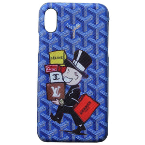 Goyard x Hype Beast Monopoly Guy Case - Tomoris