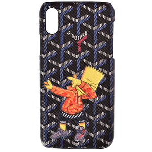 Goyard x Hypebeast Bart Simpson Case - Tomoris