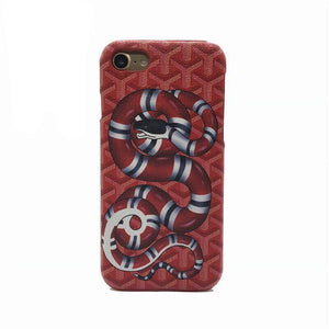 Goyard x Red Snake Case - Tomoris