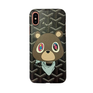 Goyard X Yeezy Bear Case - Tomoris