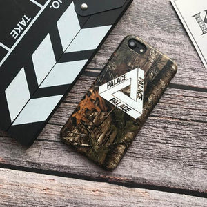 Leaves Pattern x Palace Case - Tomoris