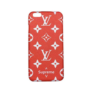 Limited Edition LV x Supreme Case for iPhone X - Tomoris