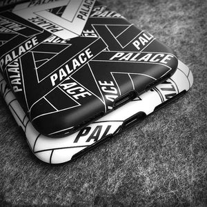 PALACE Skateboards White/Black Cases - Tomoris