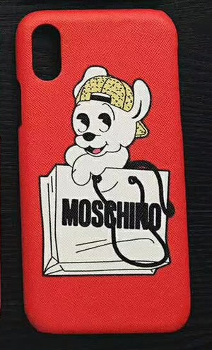 Moschino iPhone Cases - Tomoris