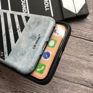 Retro Off-White™ iPhone Case - Tomoris
