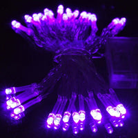 LED Fairy Lights Battery Powered Waterproof Lights