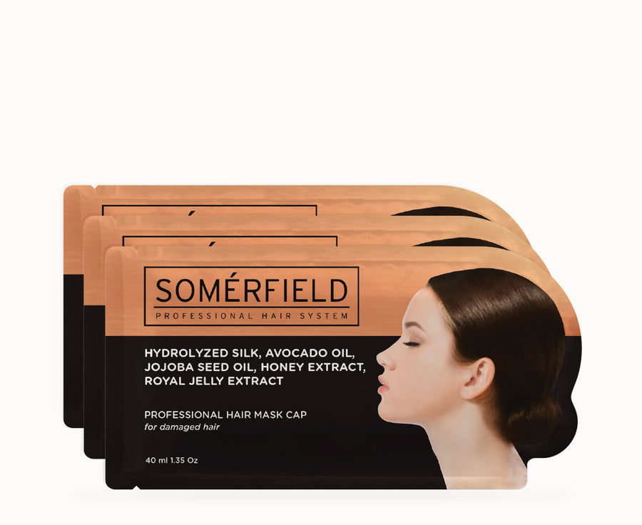 Somerfield Hair Masks Natural Hair Dry Hair Damaged Hair Frizzy Hair