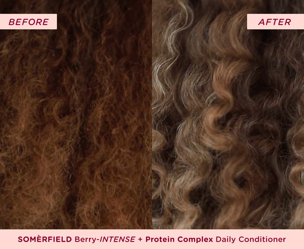 Berry-INTENSE Deep Cleanse Shampoo + Conditioner