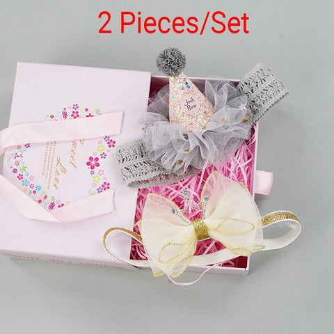 Baby Girls Hairband Accessories Set 2 Pieces18