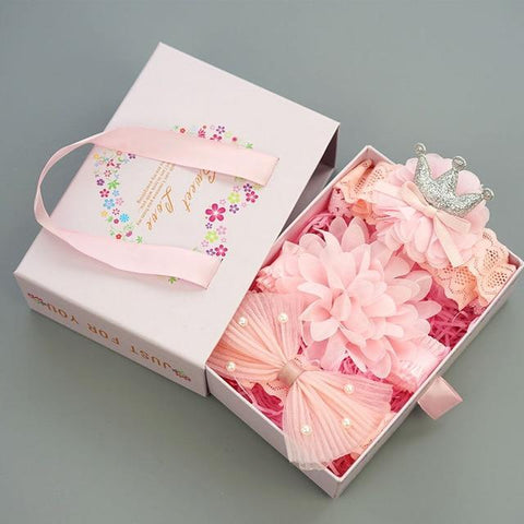 Baby Girls Hairband Accessories Set Set 1
